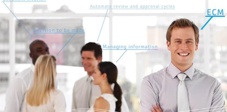 leaflet enterprise content management